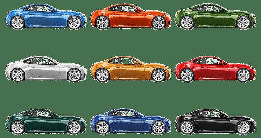 Открыть все расцветки авто в GTA 5 онлайн ПК