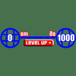 Уровень от 0 до 1000 GTA 5 ПК