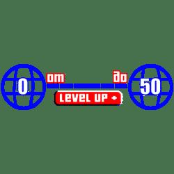 Уровень от 0 до 50