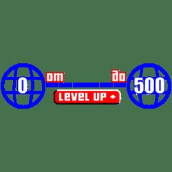 Уровень от 0 до 500 GTA 5 ПК