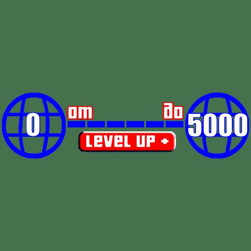 Уровень от 0 до 5000 GTA 5 ПК