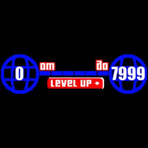 Уровень от 0 до 7999 GTA 5 ПК